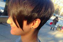 Pixie Hairstyled / Short Hair