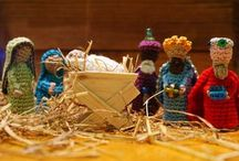 Nativity Scenes / I have loved Nativities since I was a very small child...
