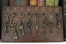 Old keys / by Kirralee Ashworth
