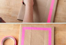Chalkboard, Washi Tape and Dry Erase / by McGuckin Hardware