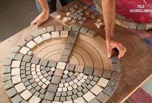 Proyectos de mosaicos