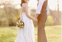 Bryllupsfoto / Diverse fine bryllupsbilder som inspirasjon