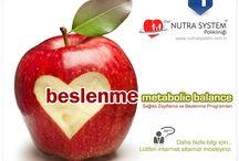 Metabolic Balance / Metabolic balance sağlıklı ve dengeli beslenerek kilo kontrolü sağlayan bütünsel bir metabolizma programı dır.  Bu özel beslenme şeklinin her kuralı tıbbi , fizyolojik bilimsel gerçeklere dayanmaktadır.  Bu program Metabolizma ve Endokrin Uzmanı Dr.Wolf Funfack rehberliğinde, Doktorlar ve Beslenme uzmanları tarafından geliştirilmiştir. http://www.metabolikbalans-izmir.com/