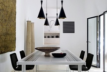 Comedores/ Dining rooms
