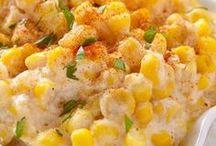 corn dishes