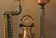 Lamp / industrial lamp