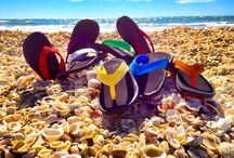 Life is Better in Flip Flops / Sanibel Island is the perfect place to rock flip flops! Pick up a pair from any of Shop On Sanibel's three locations: Tahitian Gardens, The Village Shoppes & Olde Sanibel Shops!