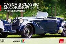 CASCAIS CLASSIC MOTORSHOW 2016 / Concentração anual de clássicos em Cascais - fotos de Maria Duarte