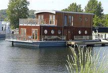 Boats, Houseboats, & Boathouses