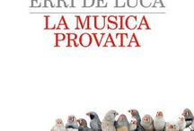 Musica provata / da un libro di Erri De luca