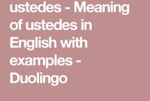 Languages, Words, Grammar - Babel On