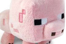 Funny pig / Minecraft