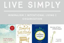 Simple living and reading