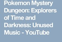 Pokemon Music / A collection of Music from Pokemon Games, Movies and the anime. You can find more at our YouTube channel @ https://www.youtube.com/c/PokemonDungeon