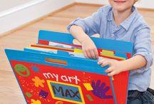 Crafts For Kids. / by Brennan Martin (Miller)