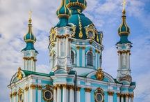 Scenery Cathedral & Churches / by Kristina M Knecht-cuda
