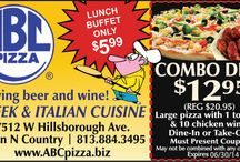 Westchase, Citrus Park & Town N Country Coupons / Offers