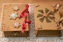 Christmas / Joulujuttuja...Xmas decorations, food, baking...