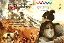 Indonesia Stamps