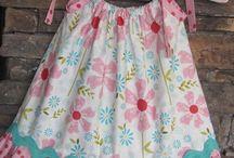 Pillow case dresses