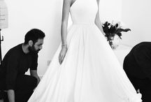 Your wedding dress etc.