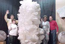 Verdens stener og mineraler