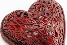 Beautiful Valentine's Day Chocolates