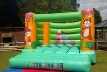 Southampton Bouncy Castle Hire / Bouncy castle hire with free delivery in Southampton and surrounding areas.    Prices from £55.00