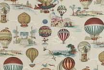 Textilier & väggbonader