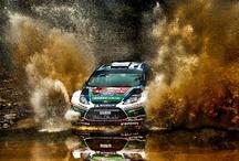 Coches de Rallye