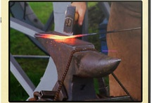Blacksmithing/Metal work