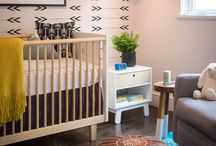 Styling baby rooms