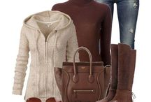 Fall/Winter Style  / by Amanda Thomas