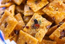Cheez-Its Recipes for Game Day