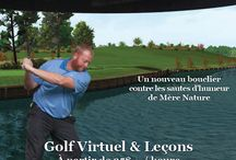 Golf virtuel | Virtual Golf /