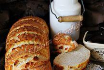 kenyér és más