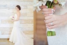 Bridal Portraits / Big Sky Barn