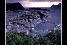 ÅLESUND / Norges vakreste by
