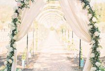 Vineyard Wedding Decoration Ideas