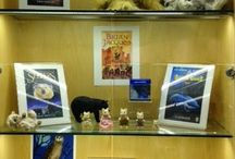 Library Display Case