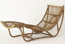 rattan / Rattan furniture for contemporary interiors with a laid back Scandi or modern rustic style.