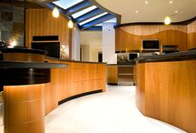 Completed Kitchen Projects / Custom projects built by us