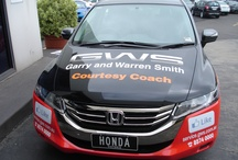 Our new courtesy car has arrived at GWS Oakleigh! / Did you know that you can enjoy a free courtesy car to take you within an 8km radius of our service centre whilst your vehicle is being serviced? The courtesy car can also pick you up! Why not enjoy some shopping at Chadstone Shopping Centre or be driven to Oakleigh train station,