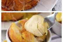 Baking (Lemon Monkey Bread