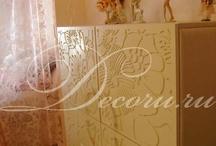 Design / Interior design, decorations and furniture. / by Jane Lobatcheva