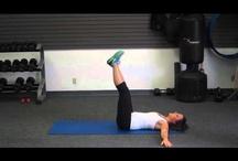 Workouts / by Leslie Jones
