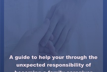 Suddenly a Caregiver / Sharing a family's experience and lessons learned to help you through the unexpected responsibility of becoming a family caregiver. The lessons learned include advocacy, caregiver concerns, organizational helpers, grieving, and a variety of other topics while caring for my wife who was diagnosed with glioblastoma multiforme - a stage 4 brain cancer.