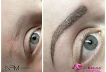 HD CurvefLOw brows / Modern eyebrows.