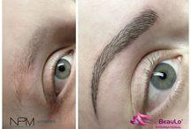 HD CurvefLOw brows / Modern eyebrows.