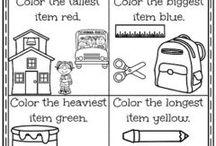 Children's Worksheets